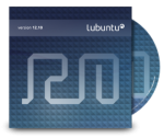 Lubuntu Quantal Quetzal CD Wallet